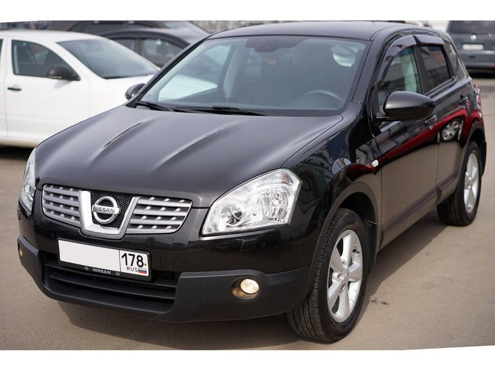 В последние годы многим пришелся по вкусу удобный и симпатичный Nissan Qashqai