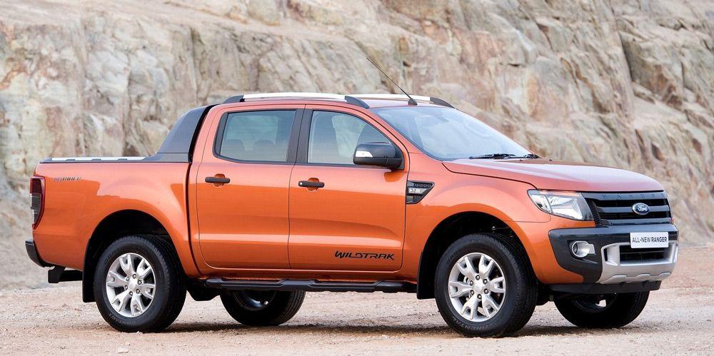 Внешний вид автомобиля Ford Ranger