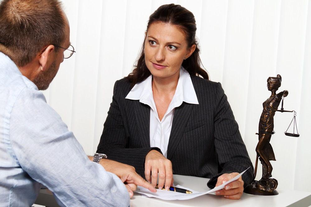 Общение с адвокатом