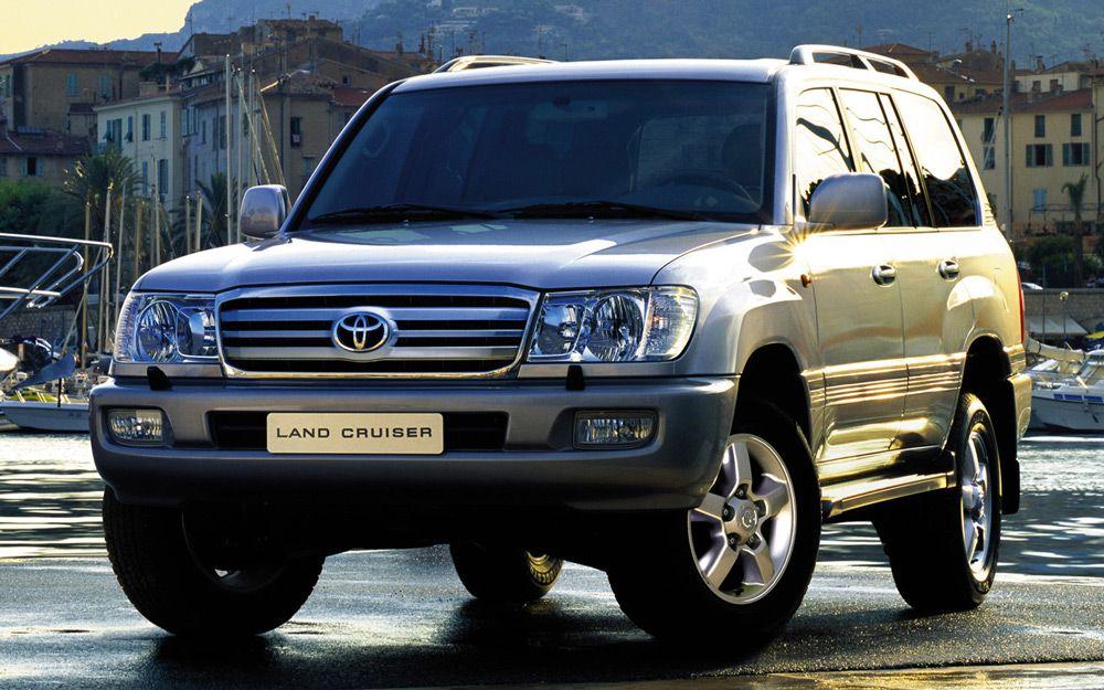 Toyota LC 100