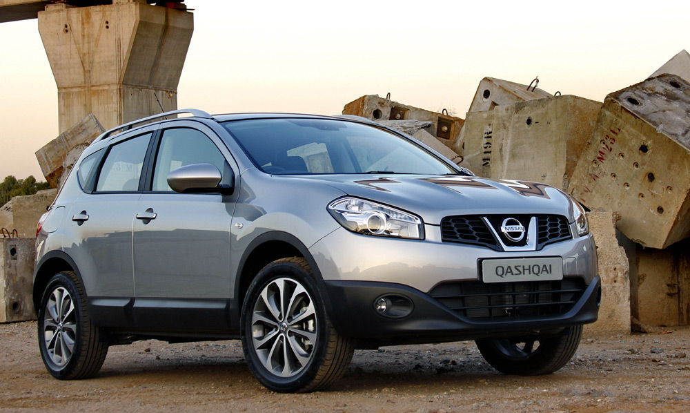 Nissan Qashqai 2.0 cvt