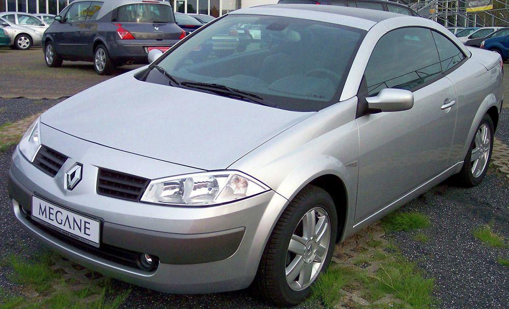 Renault Megan