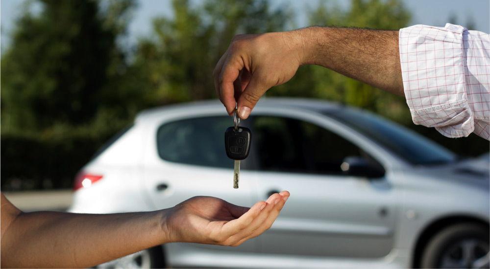 Завершение покупки авто