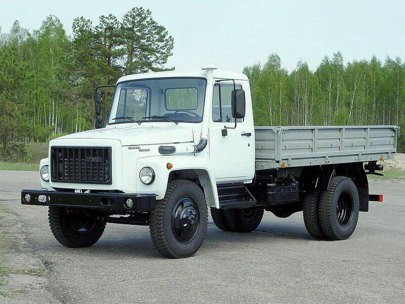 Газ 3309 грузовик