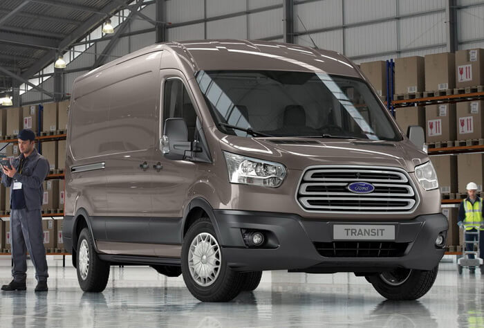 Ford Transit грузовик