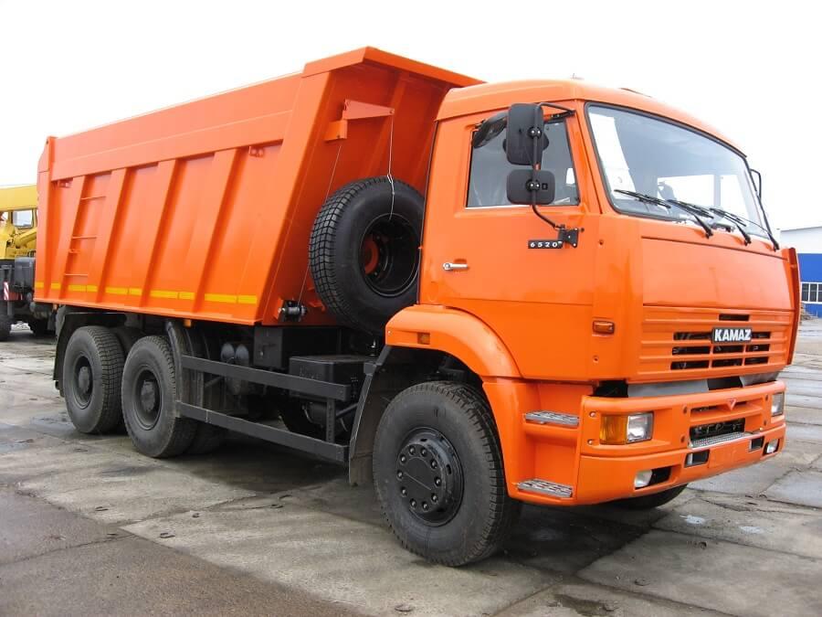 КАМАЗ 6520 грузовик