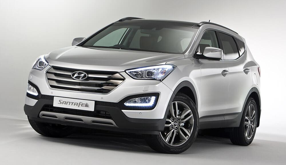 Кроссовер Hyundai Santafe
