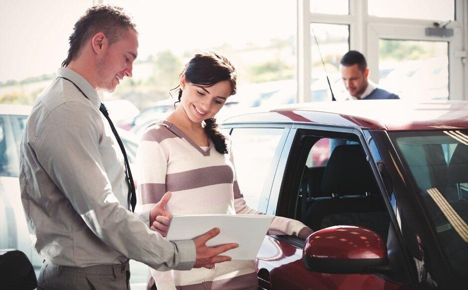 Покупка автомобиля документы