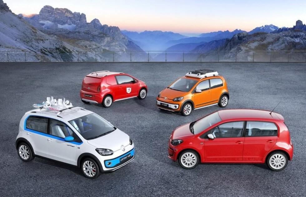Малолитражки VW
