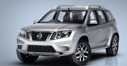 Внедорожник Nissan Terrano