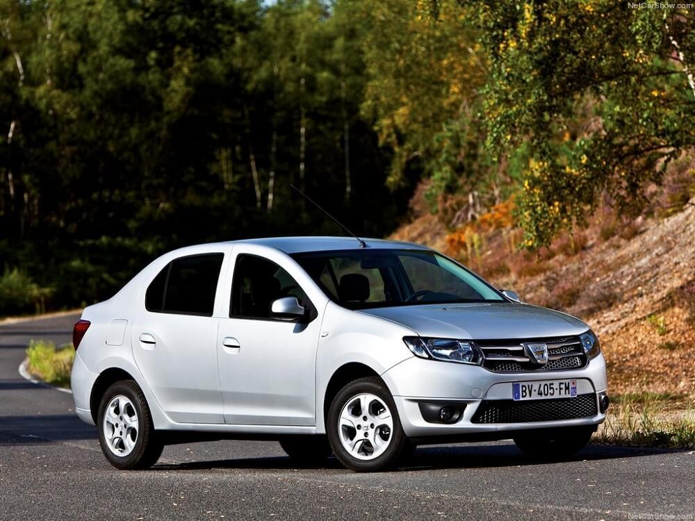 Новый Renault Logan