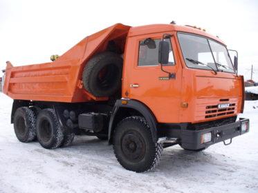 Российский грузовой автомобиль
