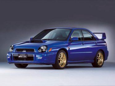 Subaru Impreza WEX STI