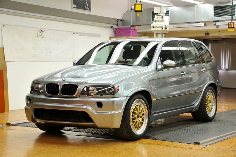 BMW X5Le MansConcept