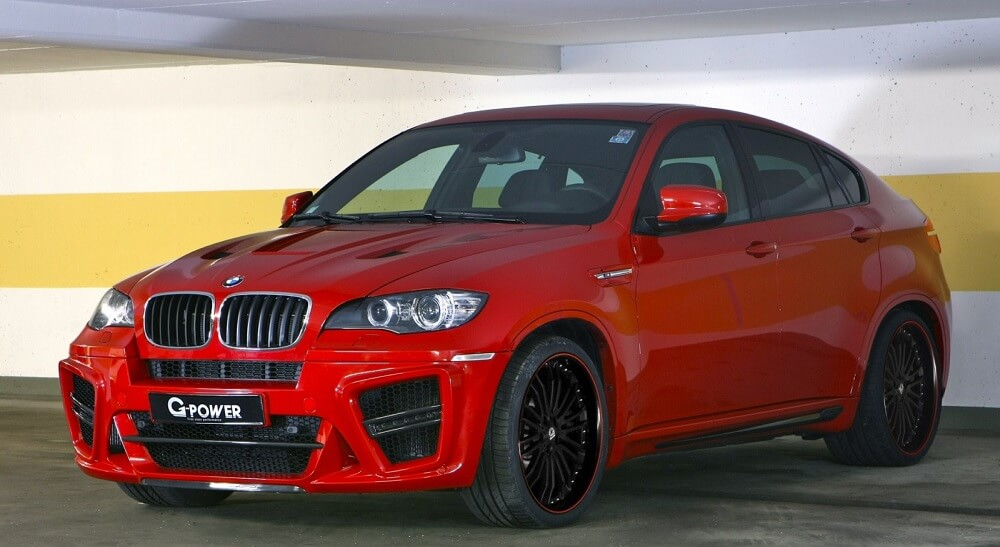 BMW X6 G-Power Typhoon S
