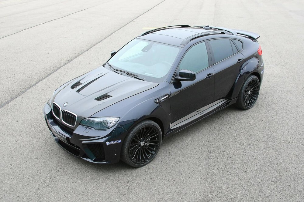 BMW X6 G-Power Typhoon Wide Body