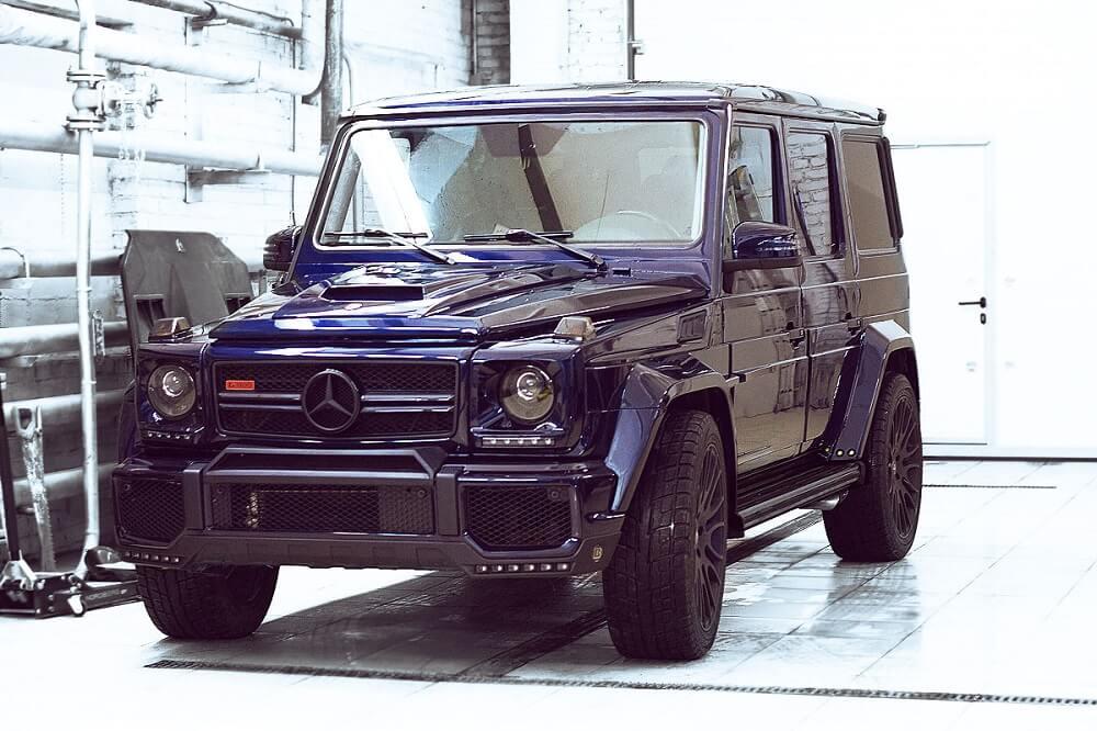 Brabus G 800 Widestar
