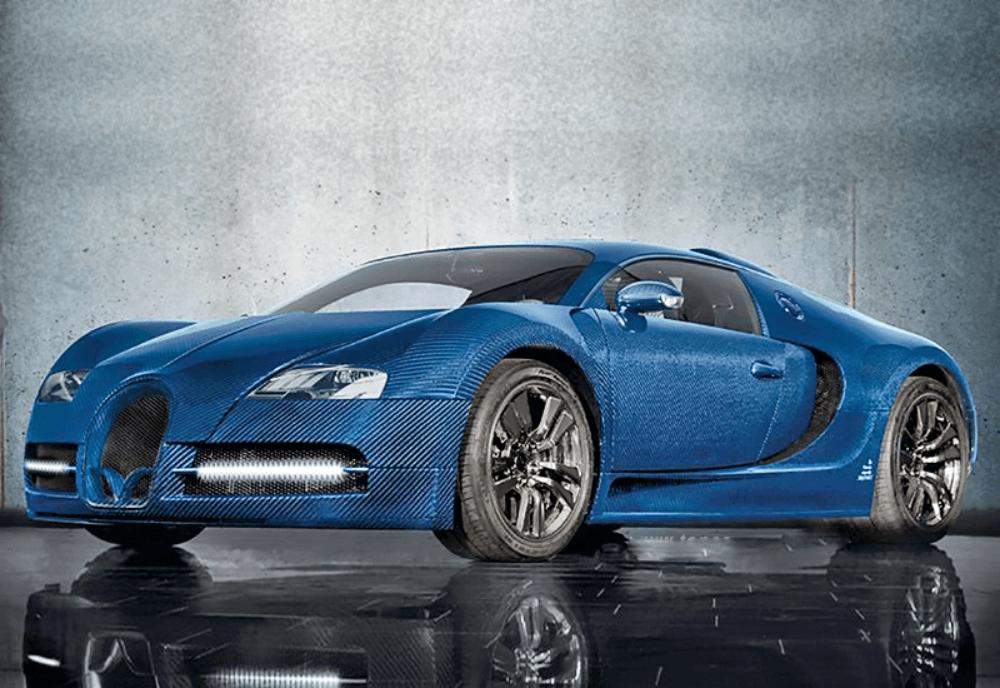 Bugatti Veyron Mansory Empire Edition