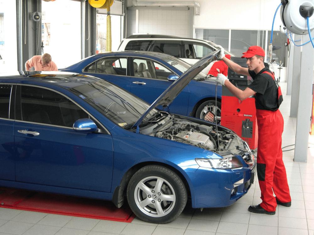 Гарантийное постобслуживание авто