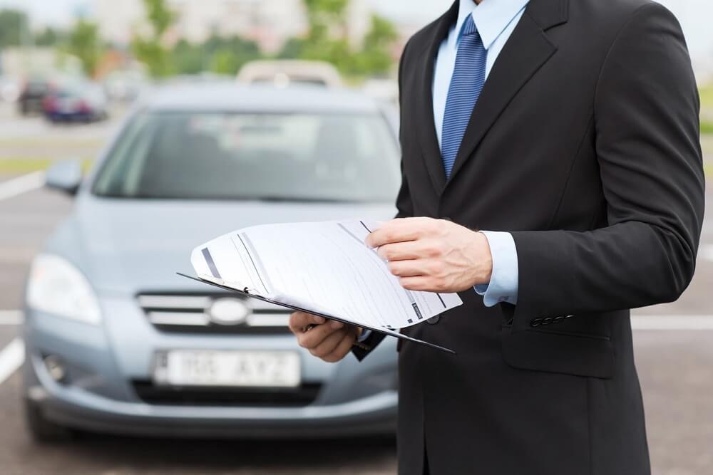 Оформление купли-продажи авто