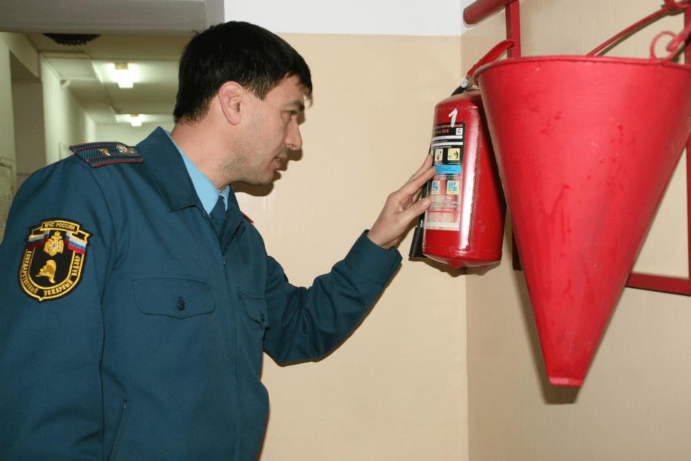 Соблюдение пожарной безопастности в автосервисе