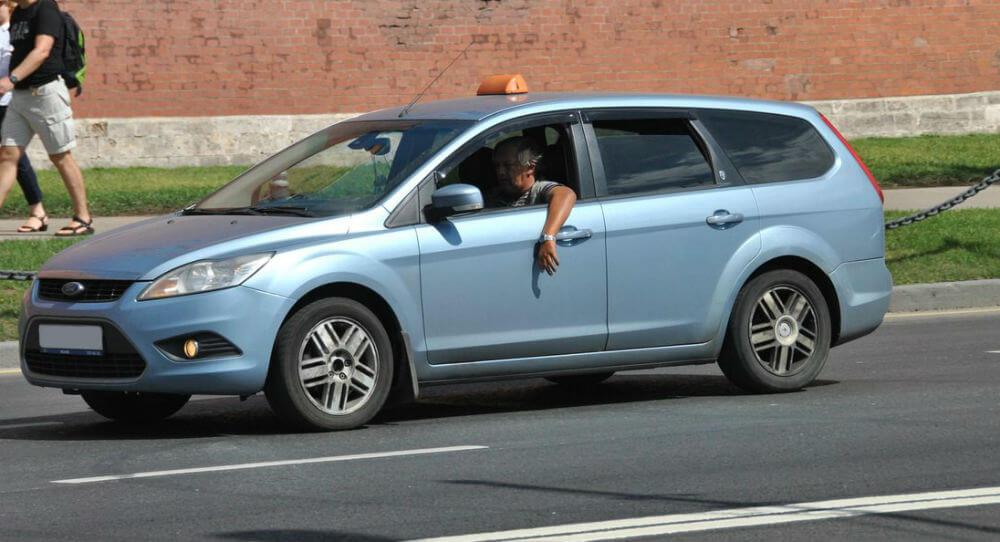 Работа в такси на своём автомобиле