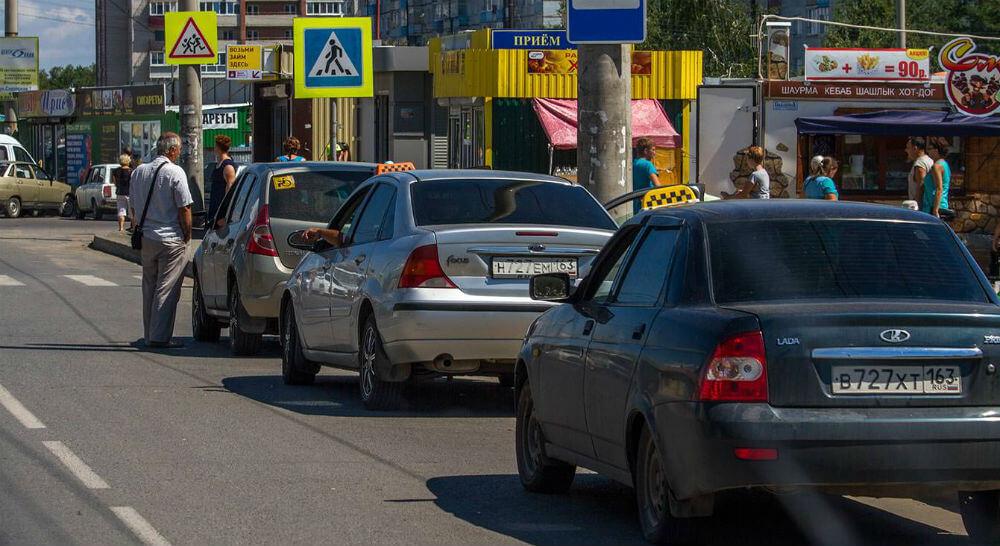 Индивидуальные таксисты