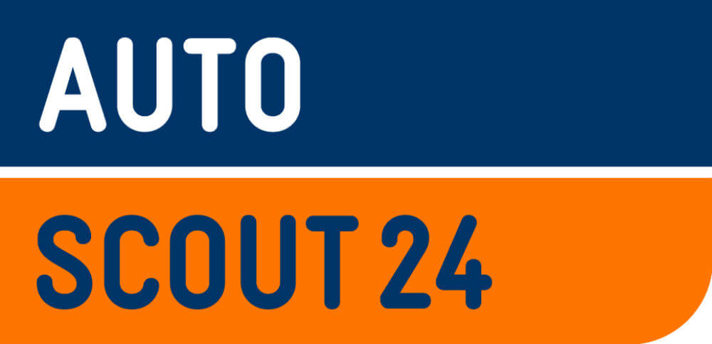 Логотип сайта Autoscout24