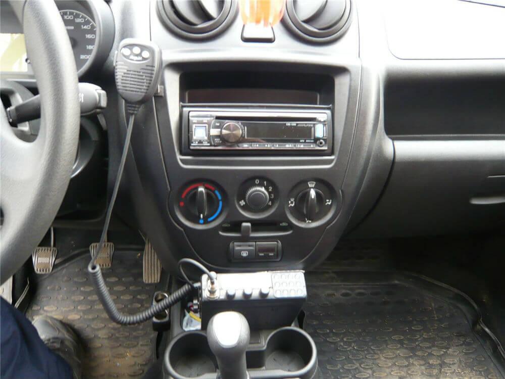 Рация для автомобиля такси