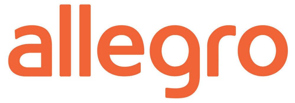 Логотип сайта Allegro