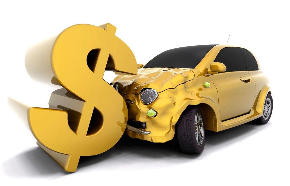 Получаем деньги за битую машину