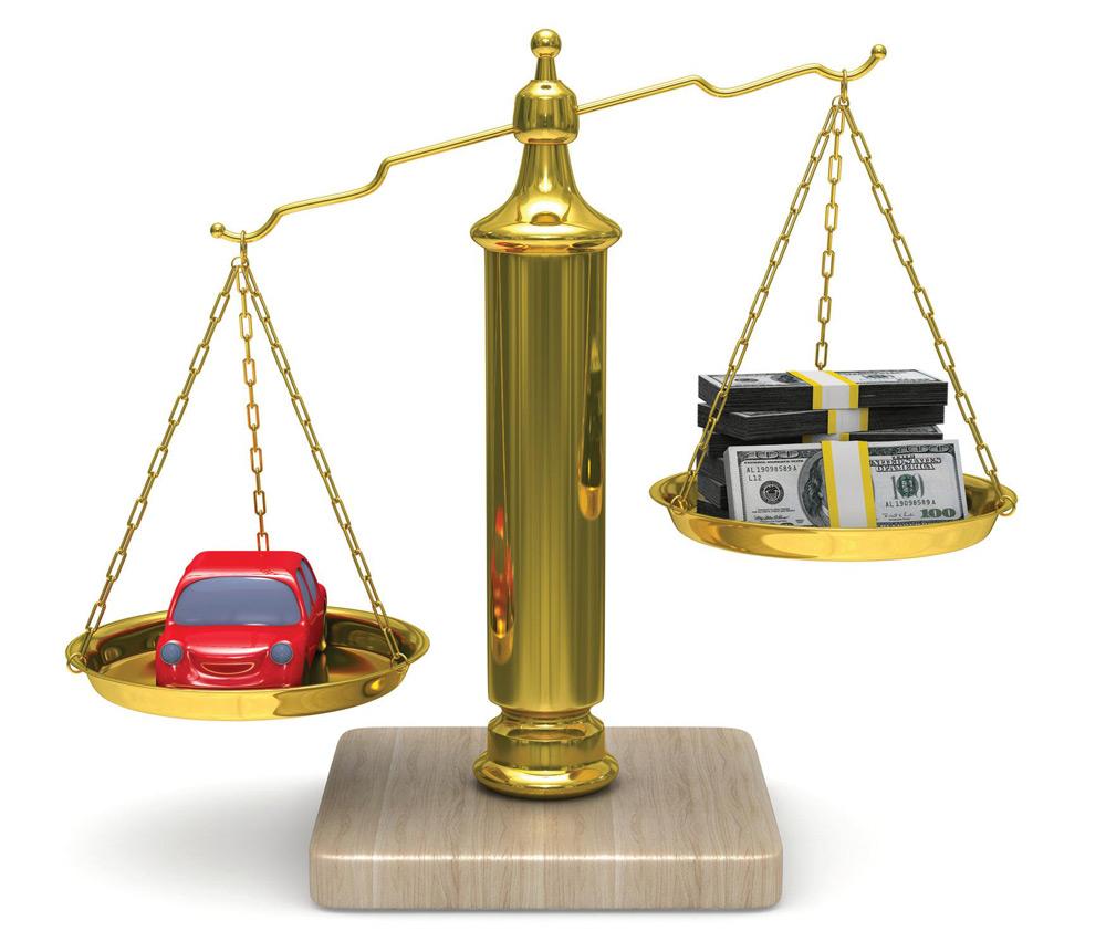 Сколько стоит автомобиль