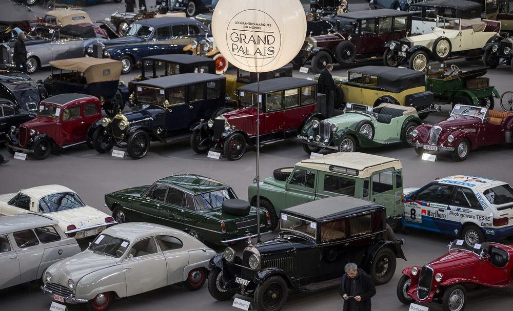 Аукцион раритетных автомобилей