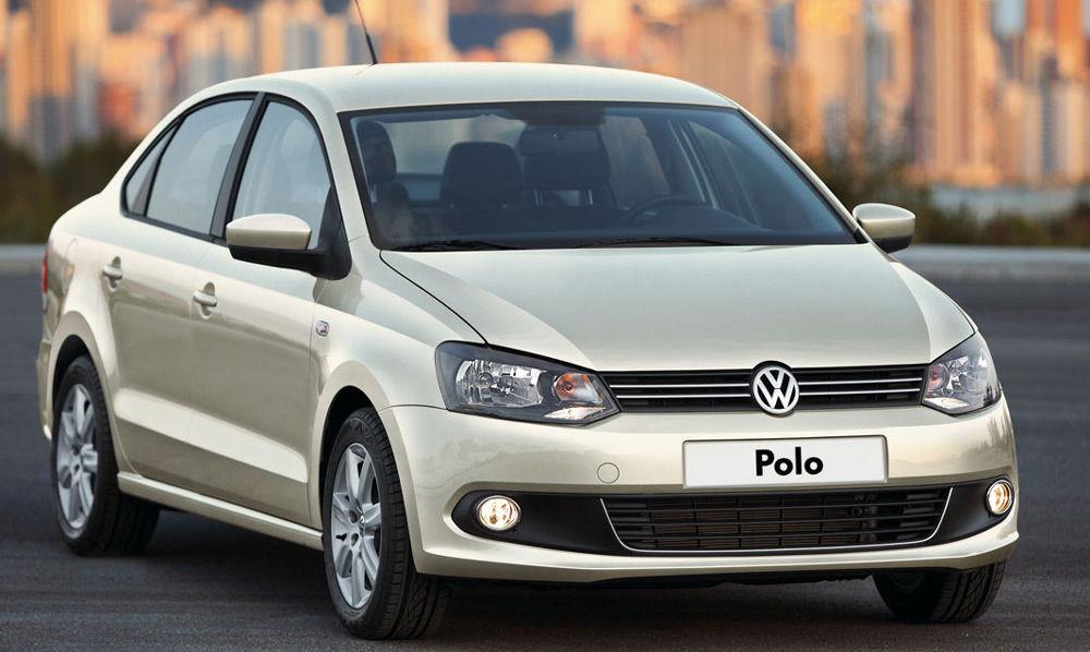 Автомобиль VW Polo