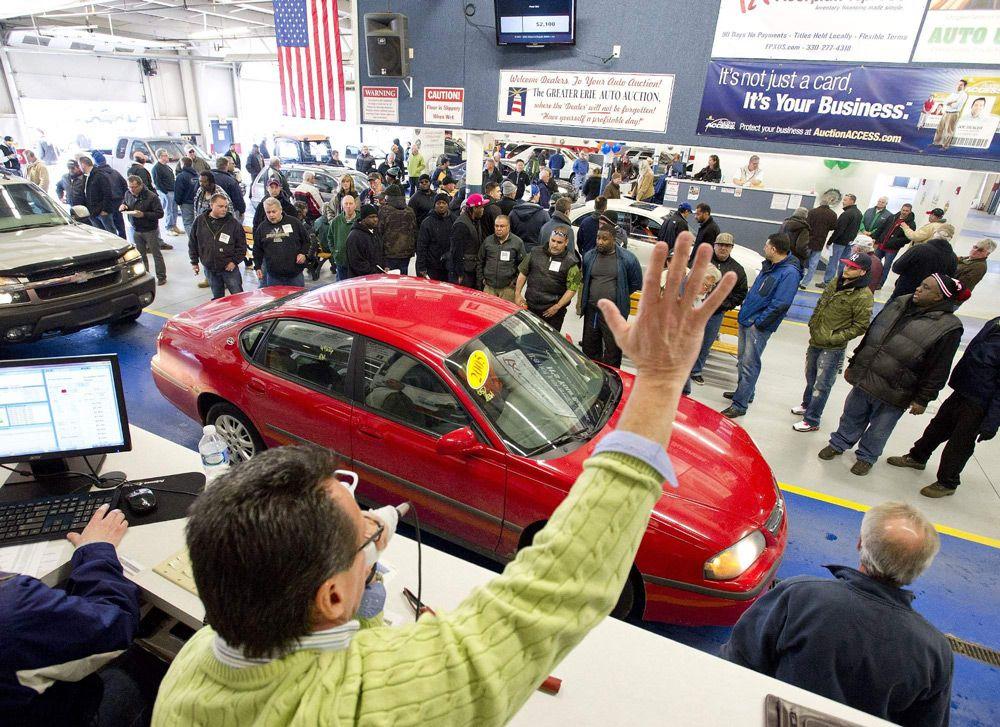 Покупка автомобиля на аукционе