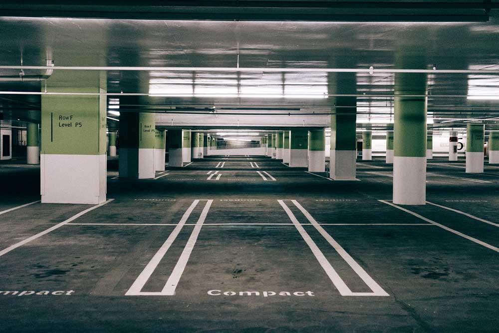 Помещение для паркинга авто