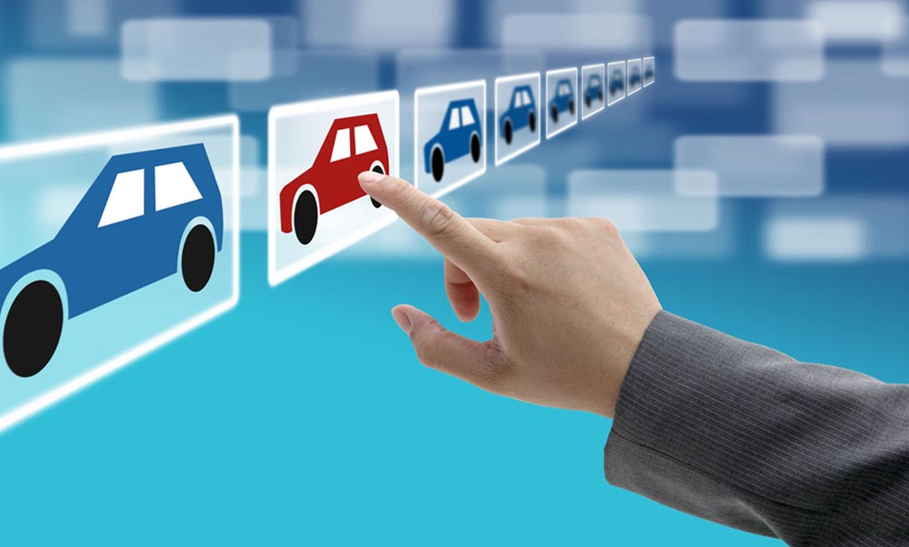 Изучение объявлений о продаже авто