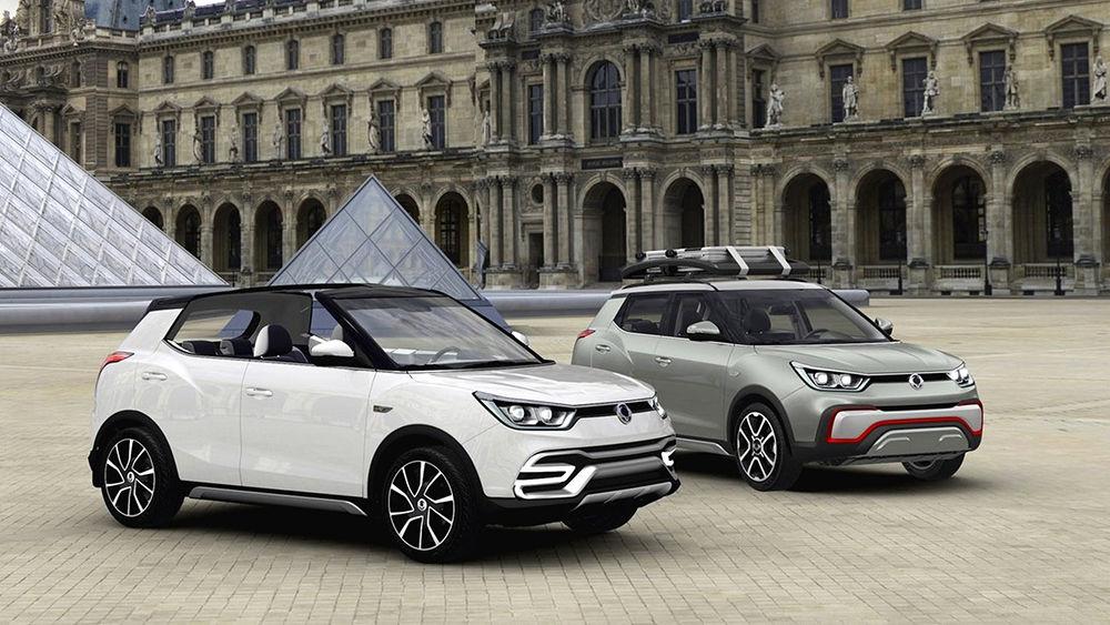 Автомобили корейского производства