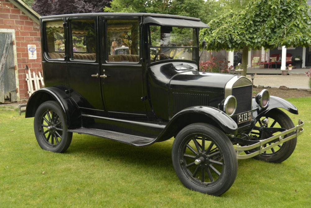 АвтомобильFord Model T