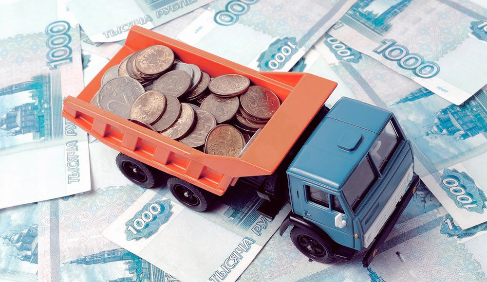 Расчёт транспортного налога на машину