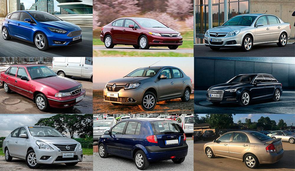 Какую подержанную машину купить до 200 тысяч рублей