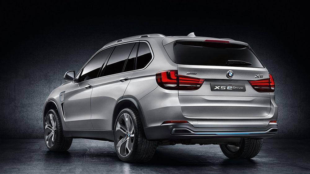 BMW eDrive X5