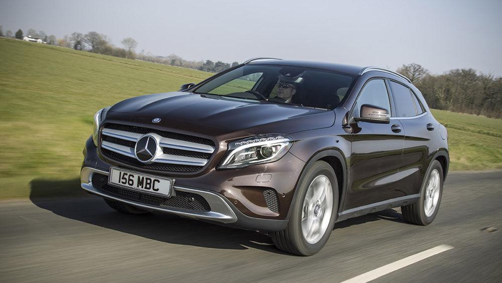 Mercedes GLA 200 CD