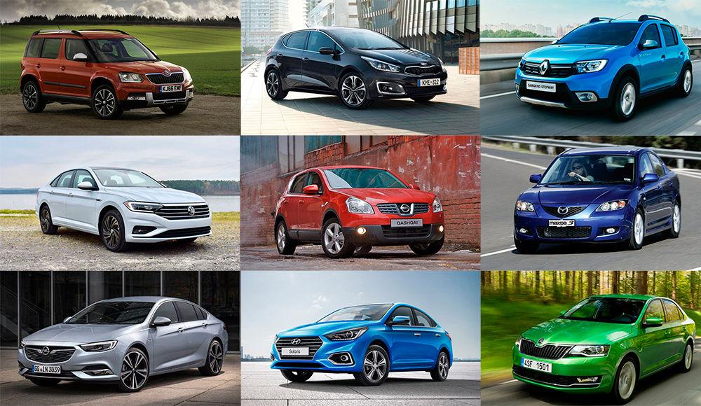 Лучшие подержанные автомобили за 700000 рублей
