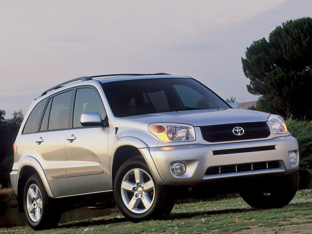 Один из самых популярных вариантов – это проверенный временем Toyota RAV4