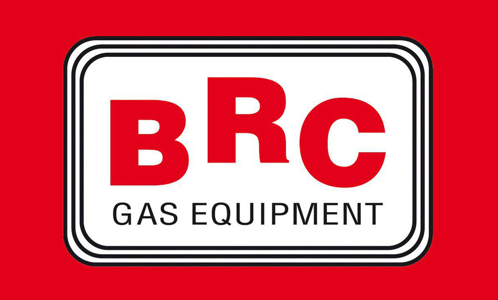 Логотип компании BRC