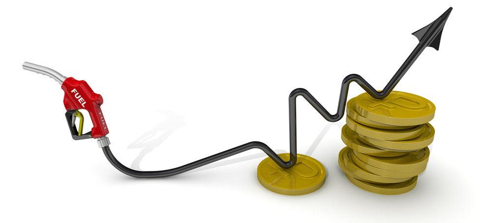 Повышение цен на бензин