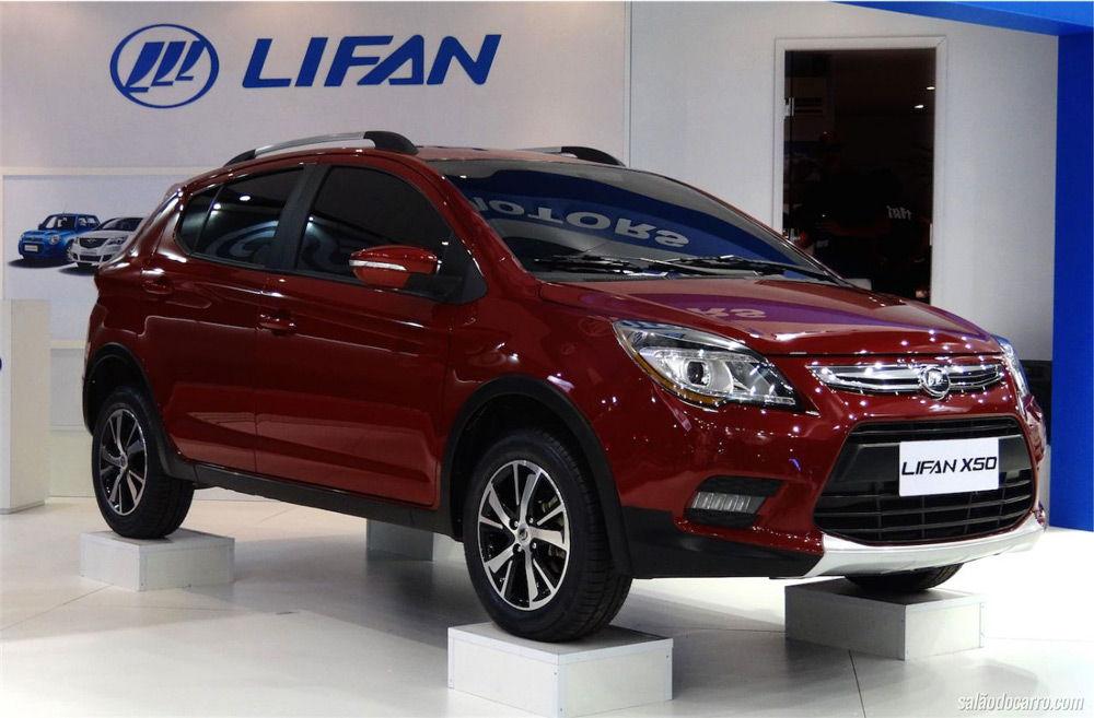 LifanX50