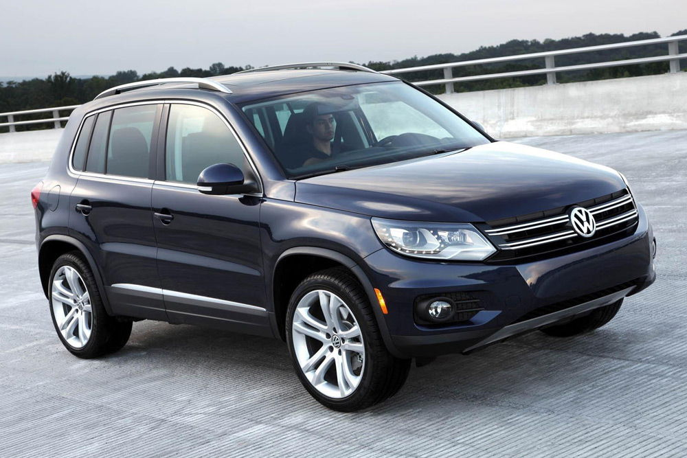 Volkswagen Tiguan Trend&Fun 1.4 DSG