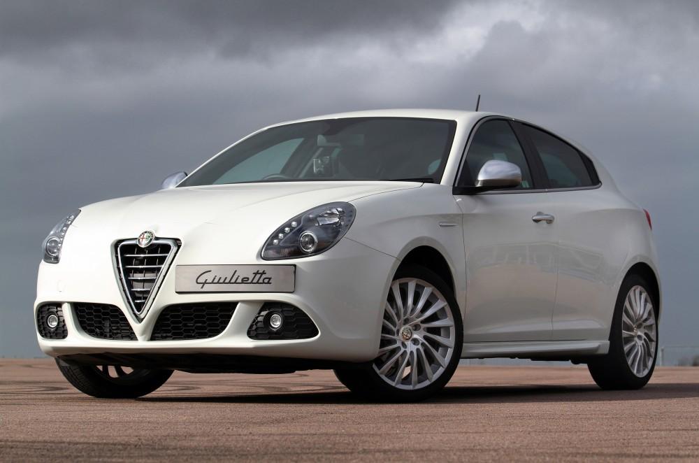 Машина Alfa Romeo Giulietta